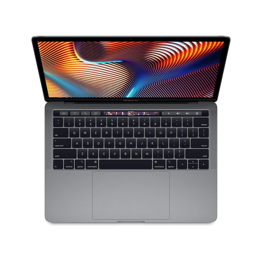 The latest version of Apple's MacBook