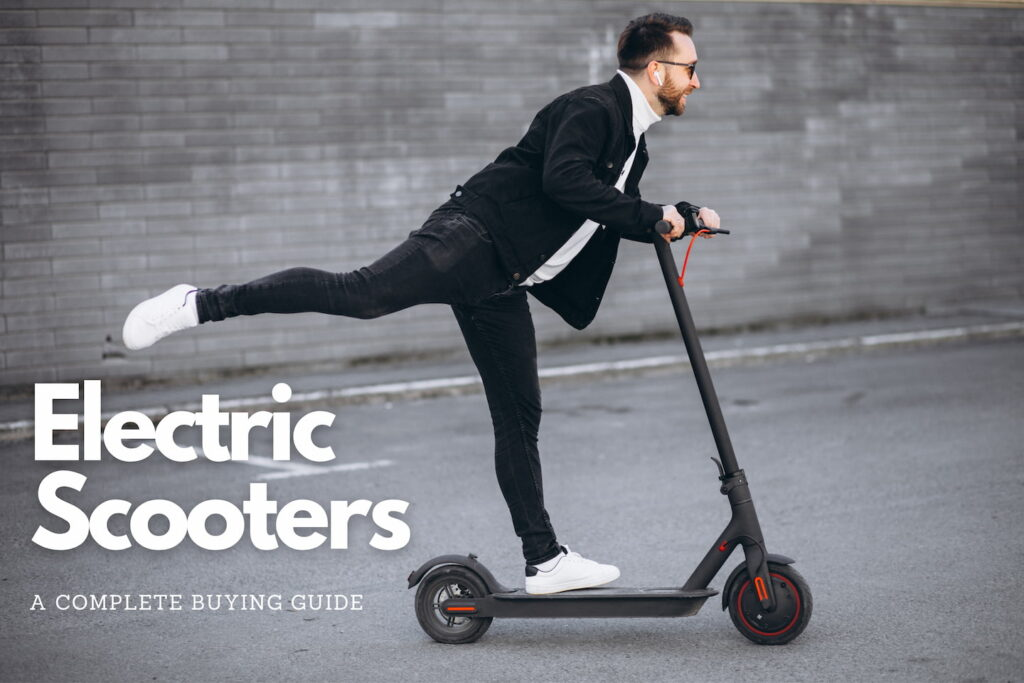 Buy Electric Scooter from Trend Qatar